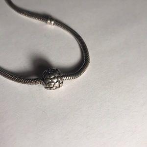 Silver Pandora Lots of Love Charm
